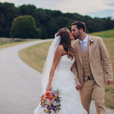 Elizabeth & Ian